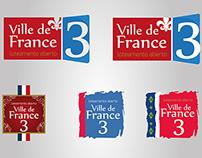 Logo - Ville de France III