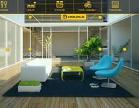 smashing studio | 3D virtual house