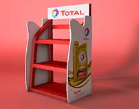 Display TOTAL
