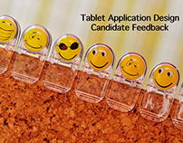 Candidate Feedback Application - ONLY For TABLET