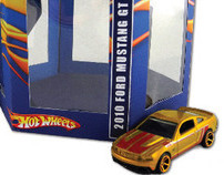 High end packaging for Hot Wheels