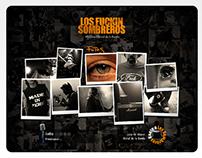 Los Fuckin Sombreros - Sitio Web Oficial