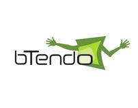 bTendo: Logo design, Web design