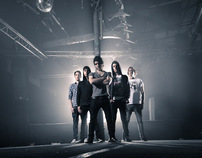 GravityLost - Band Promotionional & Artwork Photos