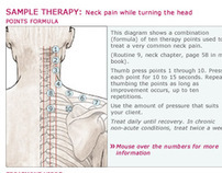 Thai Acupressure: Web Design