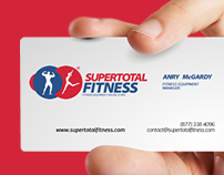 SuperTotal Fitness Equipment