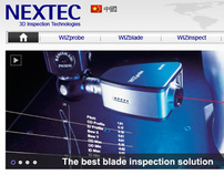 Nextec: Web Design