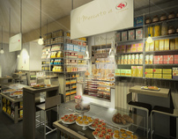 Il Mercato - Concept Store Moscow