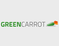 Green Carrot logo design proposal