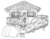 Disegni Architetture BN