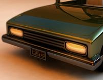 ruyce car