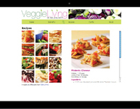 Veggie Living Website
