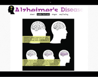 Alzheimer's Wordpress Site