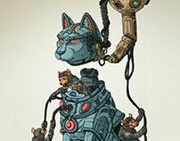 THE TROJAN CAT