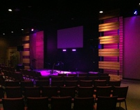 Discovery Church - Stage Design