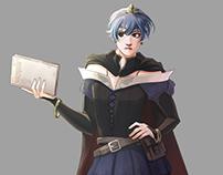 Character Design Original Piece