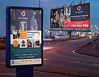 Poster & Billboard Template