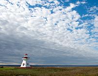 Seashore Skies / ciels maritimes