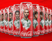 Coca-Cola – Illustrations