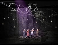 Spring Awakening- Lighting and Set Design