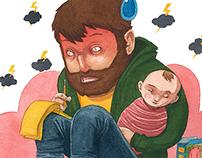 Monoparental / Single Dad