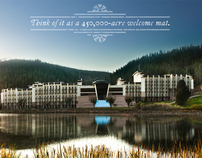 Inn of the Mountain Gods - Branding