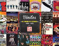 Palacio de la Música - Re edición de Clásicos