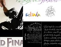 John Stevens Lettering & Calligraphy