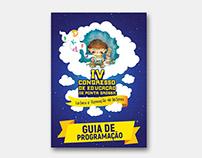 Projeto Gráfico | Guia de Programação