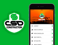CSD Construction app