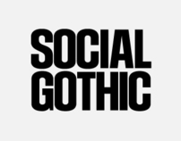 Social Gothic by Canada Type