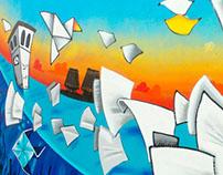 Graffiti Art a Marano Lagunare