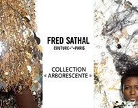 FRED SATHAL COUTURE +°+ ARBORESCENTE Collection 2016