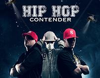 "Affiche ""hip hop contender"""