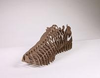 Nike Free Shoe Fin Model