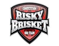 Identity - Risky Brisket Competition Barbecue Team