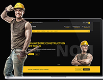 Builders Website Concept