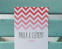 PAULA & CLÉMENT
