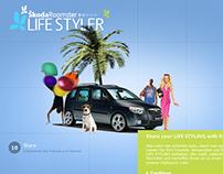 Škoda Rooster Life Styler