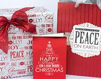 Christmas Paper Goods
