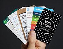 Web Trumps by MJOM Cards
