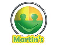 Logo Martins Toys