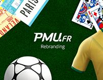 REbranding PMU.fr