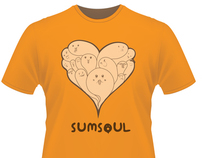 SumSoul T-Shirt Design