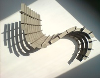 curveture - parametric shelf