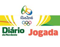 Diário do Nordeste - Jogada - Olimpíadas Rio 2016