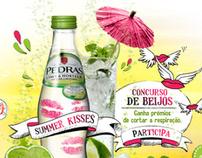 """Pedras Summer Kisses"" Online Campaign"