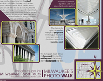 Milwaukee's Photo Walk Map