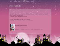 Szőcs Henriette's personal site