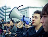 Students Manifestation